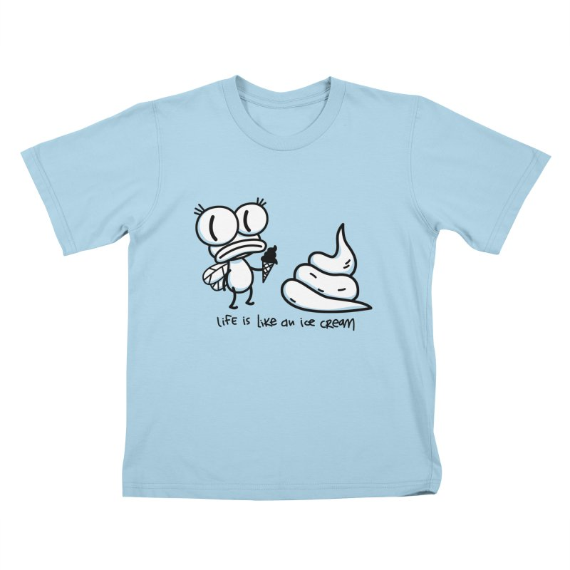 Fly Kids T-Shirt by monoestudio's Artist Shop