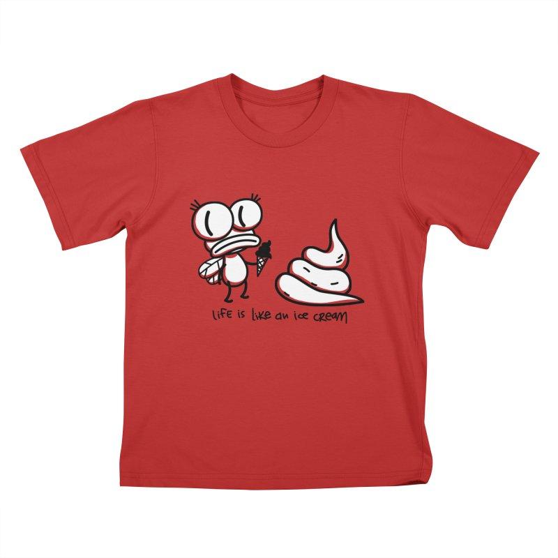 Fly Kids T-Shirt by monoestudio's Artist Shop