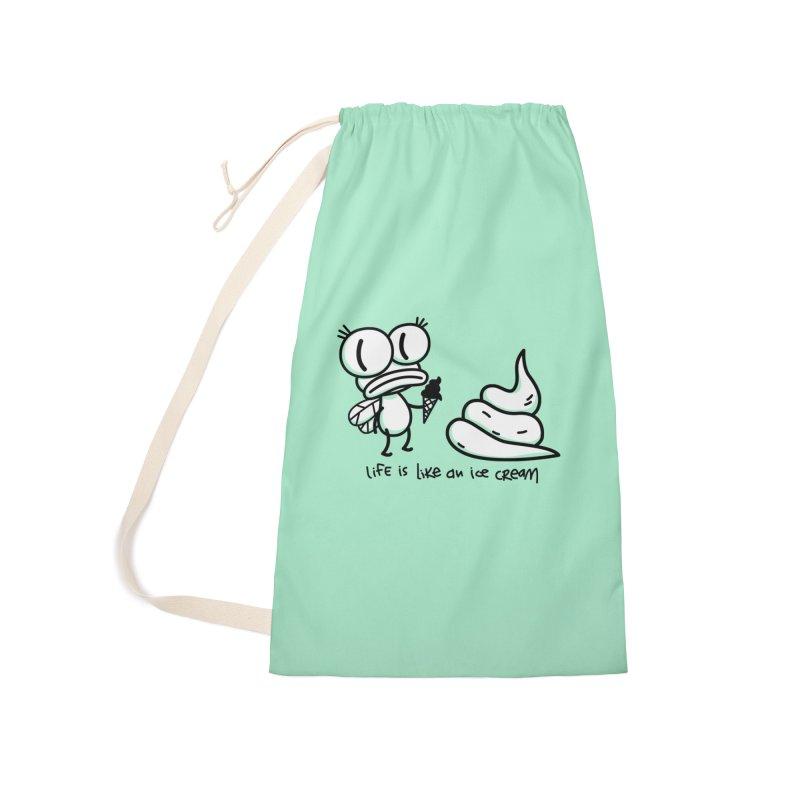 Fly Accessories Bag by monoestudio's Artist Shop