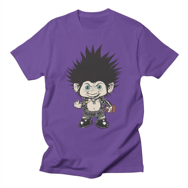 Troll Men's T-Shirt by monoestudio's Artist Shop