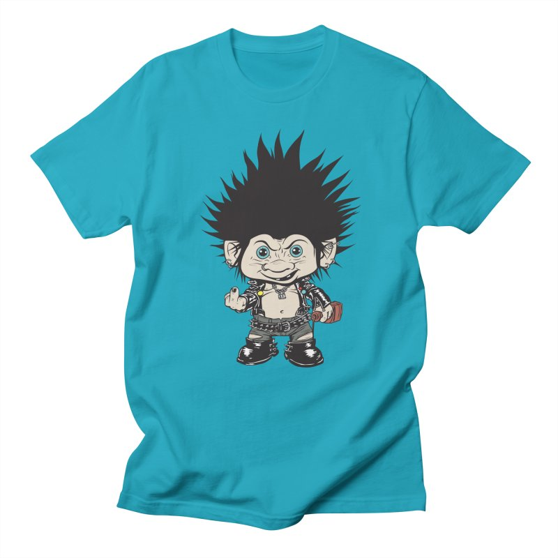Troll Men's Regular T-Shirt by monoestudio's Artist Shop
