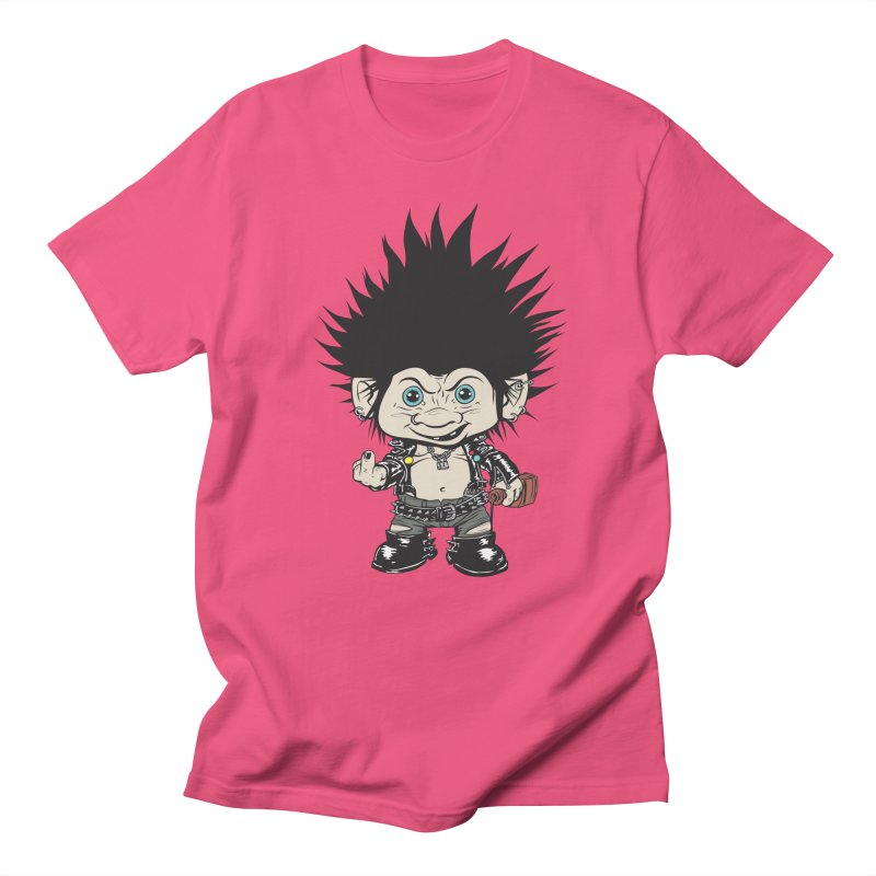 Troll Men's T-shirt by monoestudio's Artist Shop