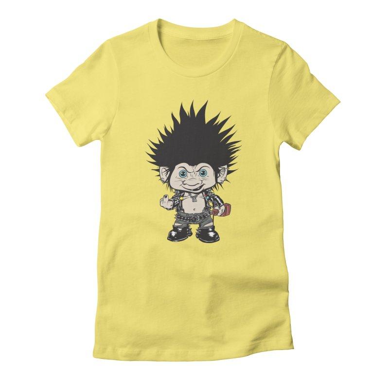 Troll Women's T-Shirt by monoestudio's Artist Shop