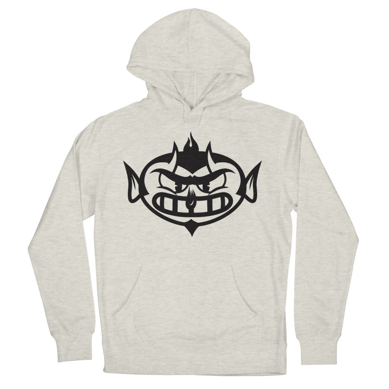 Diablo Men's Pullover Hoody by monoestudio's Artist Shop