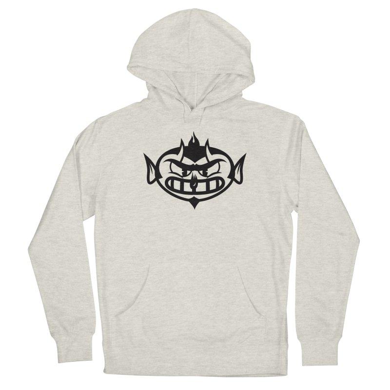 Diablo Men's Pullover Hoody by monoestudio's Artist Shop
