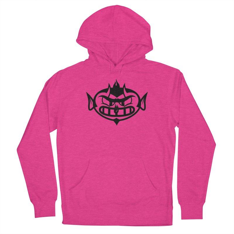 Diablo Women's Pullover Hoody by monoestudio's Artist Shop
