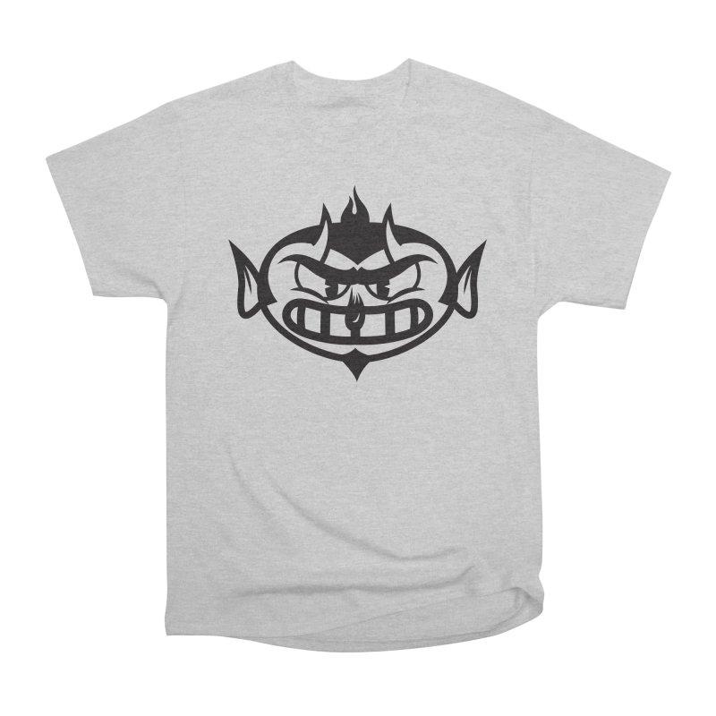 Diablo Women's Heavyweight Unisex T-Shirt by monoestudio's Artist Shop