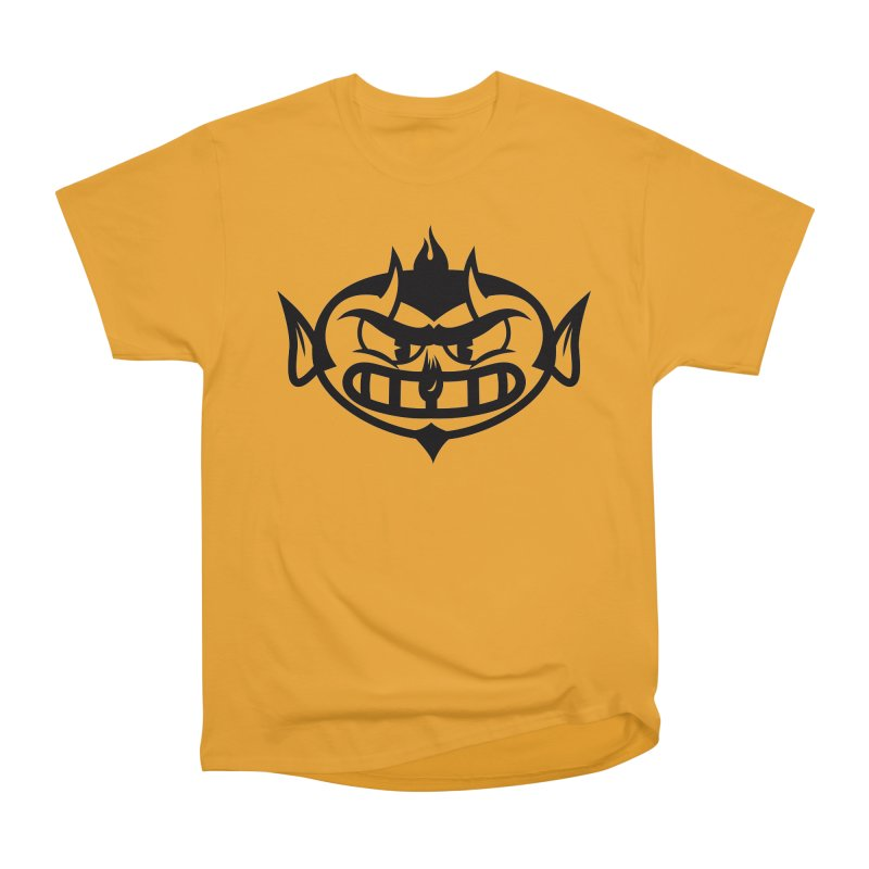 Diablo Women's Heavyweight Unisex T-Shirt by monoestudio's Artist Shop