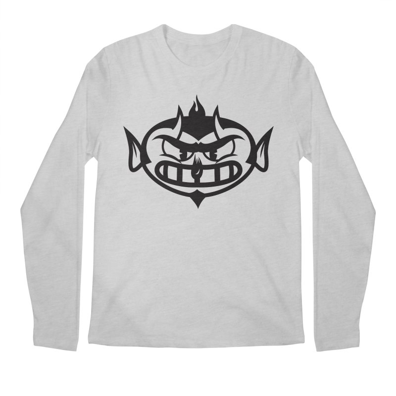 Diablo Men's Regular Longsleeve T-Shirt by monoestudio's Artist Shop
