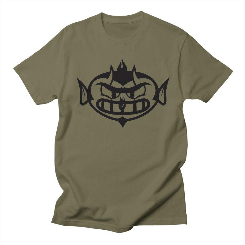 Diablo Men's Regular T-Shirt by monoestudio's Artist Shop
