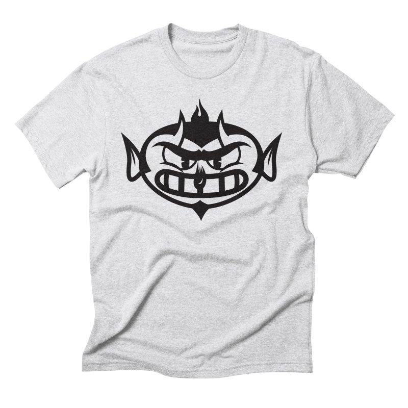 Diablo Men's Triblend T-Shirt by monoestudio's Artist Shop