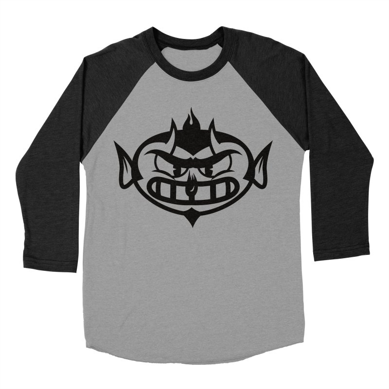 Diablo Women's Baseball Triblend Longsleeve T-Shirt by monoestudio's Artist Shop