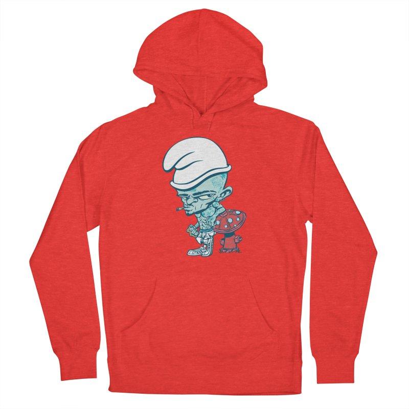 Smurf Men's Pullover Hoody by monoestudio's Artist Shop