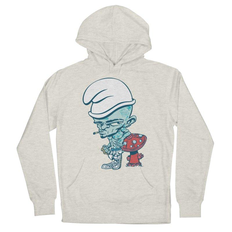 Smurf Women's Pullover Hoody by monoestudio's Artist Shop