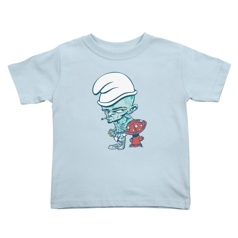 Smurf   by monoestudio's Artist Shop