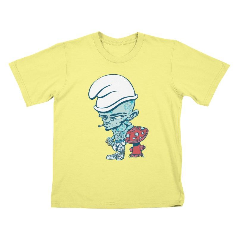 Smurf   by monoestudio's Artist Shop