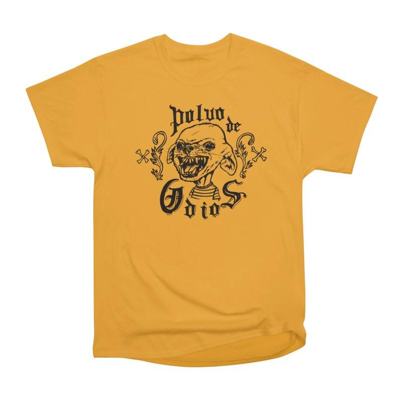 Odio Women's Heavyweight Unisex T-Shirt by monoestudio's Artist Shop