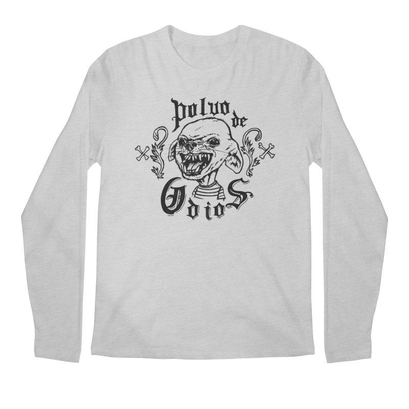 Odio Men's Regular Longsleeve T-Shirt by monoestudio's Artist Shop