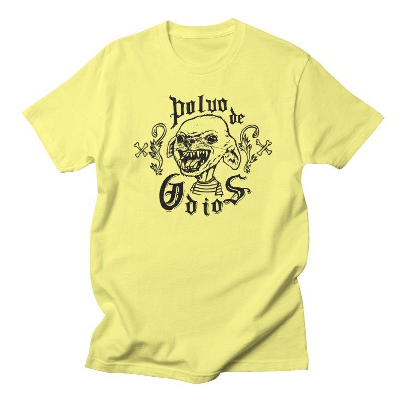 Odio Men's Regular T-Shirt by monoestudio's Artist Shop
