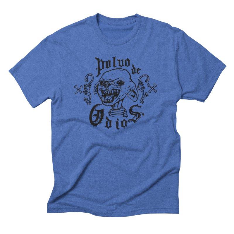 Odio Men's Triblend T-Shirt by monoestudio's Artist Shop