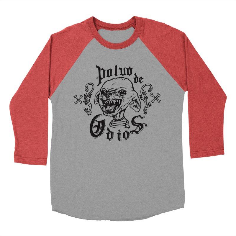Odio Men's Baseball Triblend Longsleeve T-Shirt by monoestudio's Artist Shop