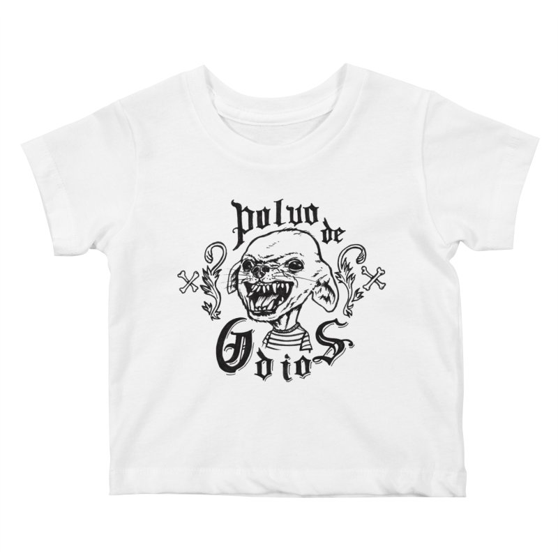 Odio Kids Baby T-Shirt by monoestudio's Artist Shop