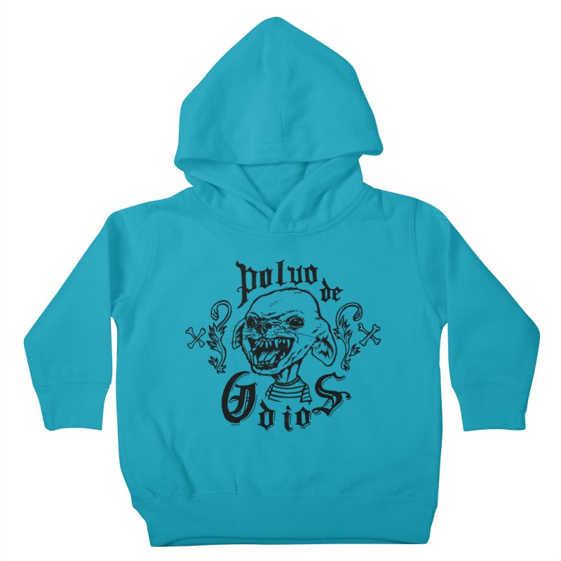 Odio Kids Toddler Pullover Hoody by monoestudio's Artist Shop
