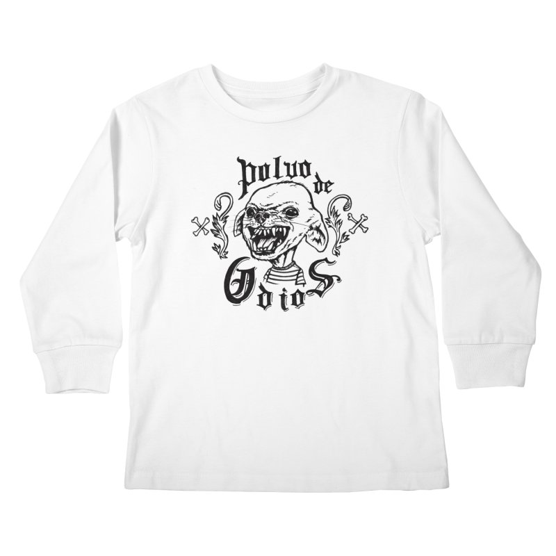 Odio Kids Longsleeve T-Shirt by monoestudio's Artist Shop