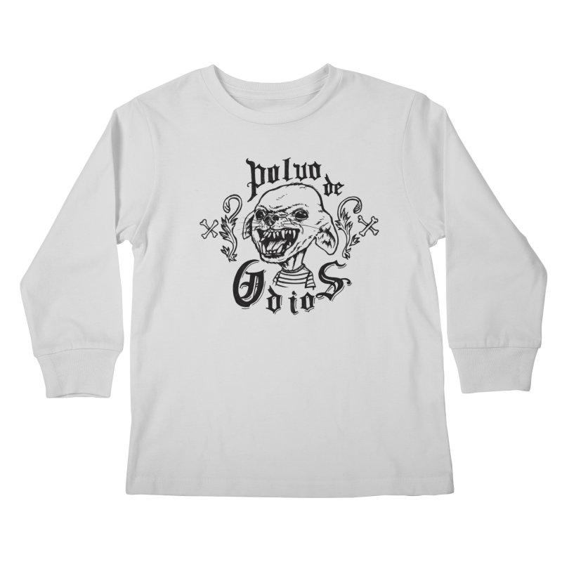Odio Kids Longsleeve T-Shirt by monoestudio's Artist Shop