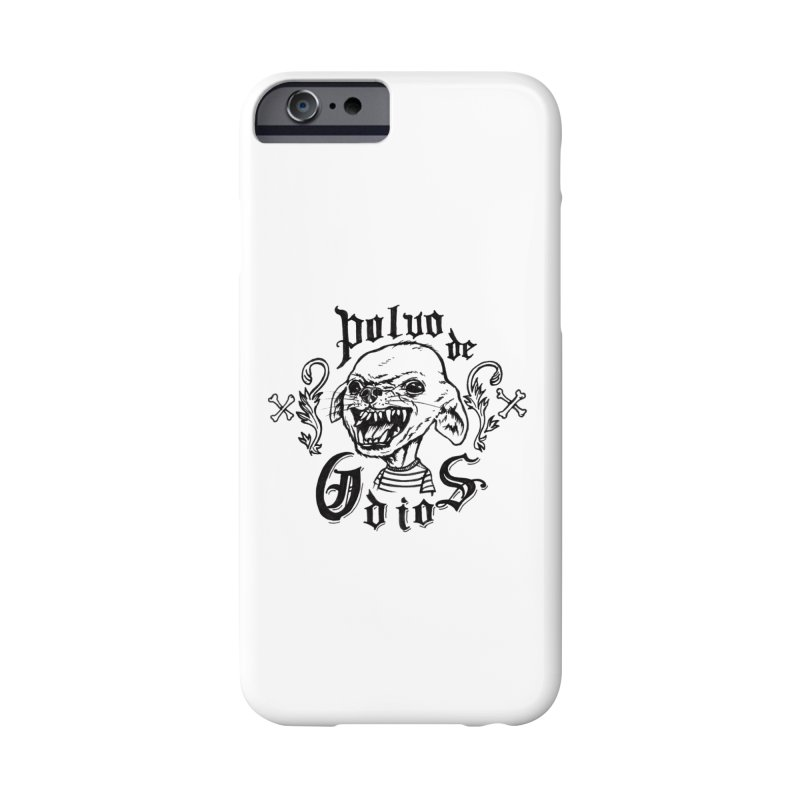 Odio Accessories Phone Case by monoestudio's Artist Shop