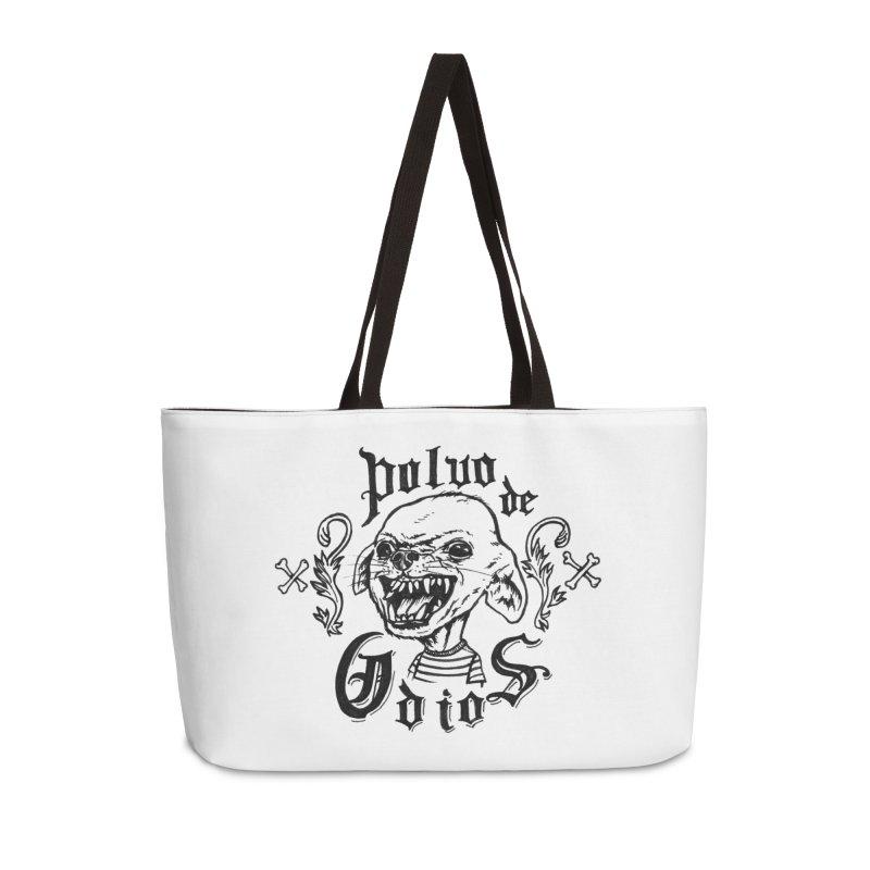 Odio Accessories Weekender Bag Bag by monoestudio's Artist Shop