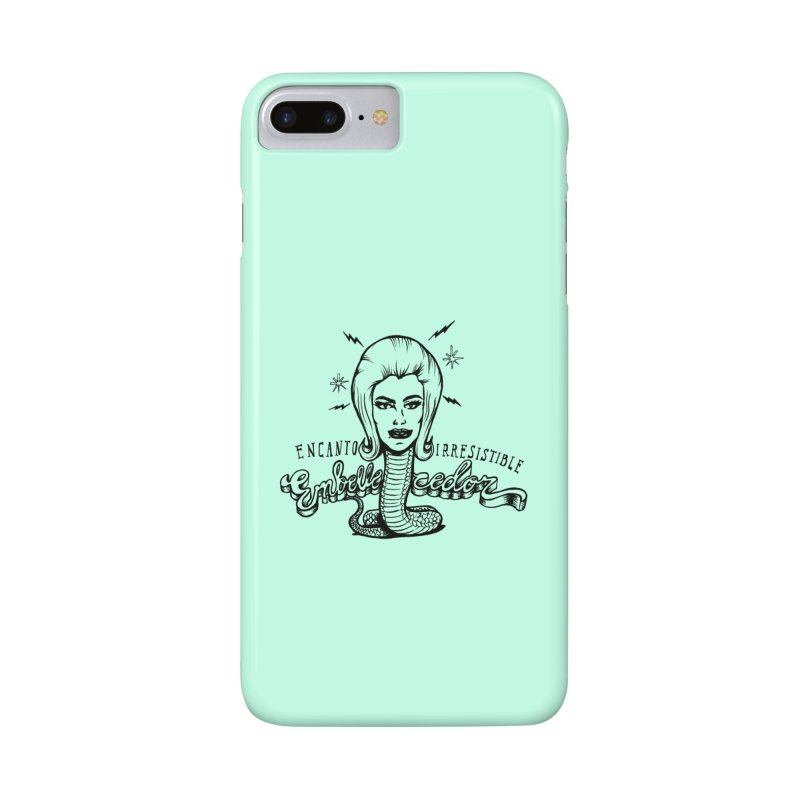 Embellecedor Accessories Phone Case by monoestudio's Artist Shop