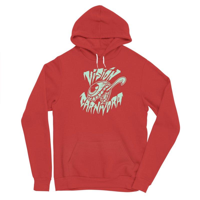 VC logo dark Women's Pullover Hoody by monoestudio's Artist Shop