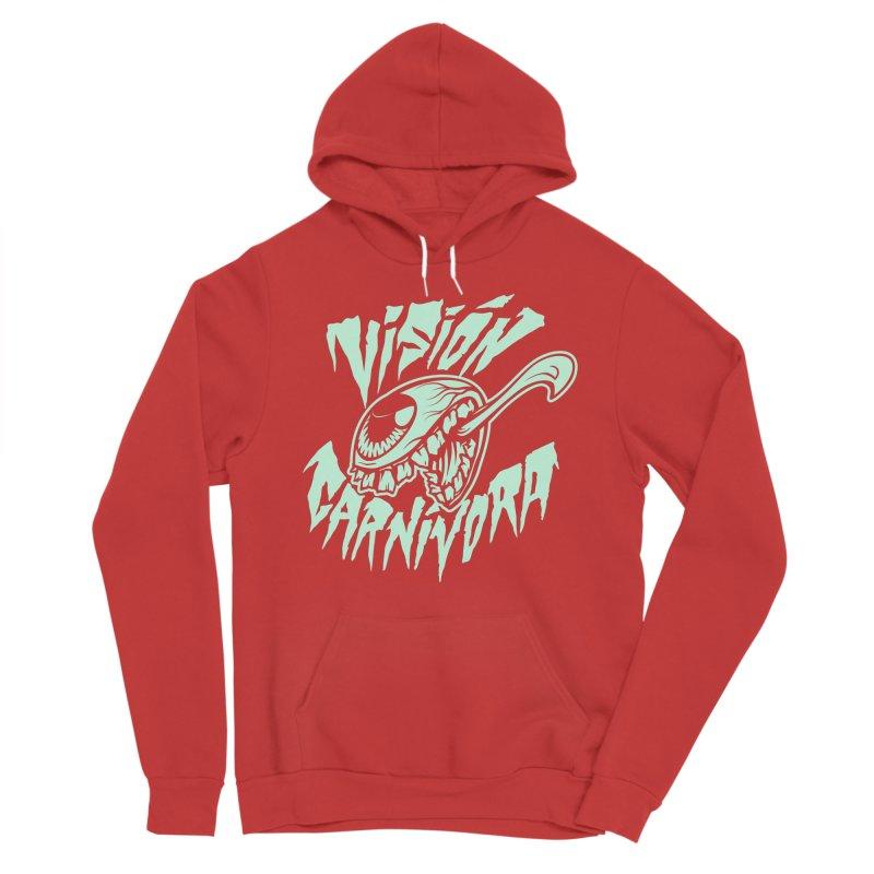 VC logo dark Men's Sponge Fleece Pullover Hoody by monoestudio's Artist Shop