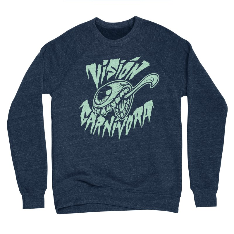 VC logo dark Men's Sponge Fleece Sweatshirt by monoestudio's Artist Shop