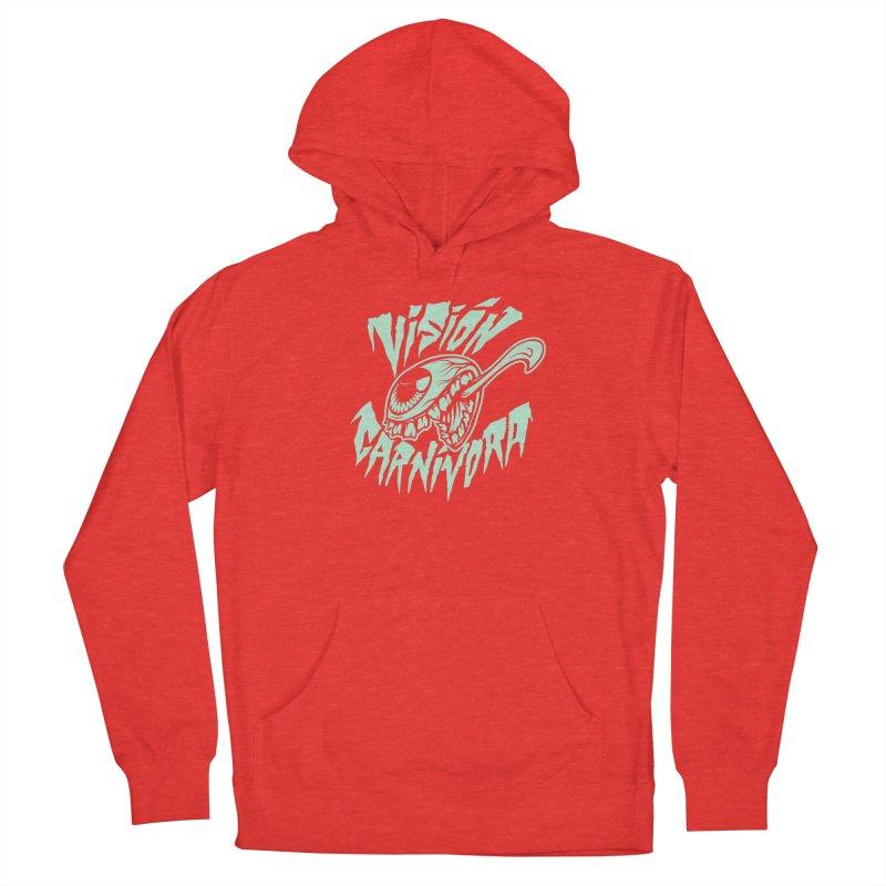 VC logo dark Men's Pullover Hoody by monoestudio's Artist Shop