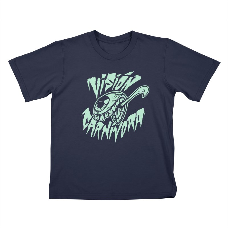 VC logo dark Kids T-Shirt by monoestudio's Artist Shop