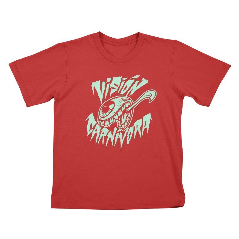 VC logo dark Kids T-Shirt by monoestudio's Artist Shop