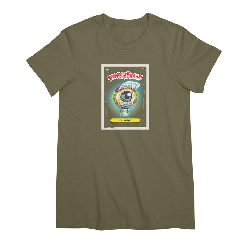 VCF Women's Premium T-Shirt by monoestudio's Artist Shop
