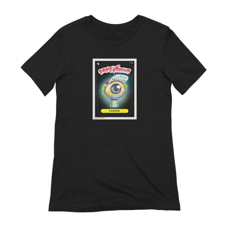 VCF Women's Extra Soft T-Shirt by monoestudio's Artist Shop