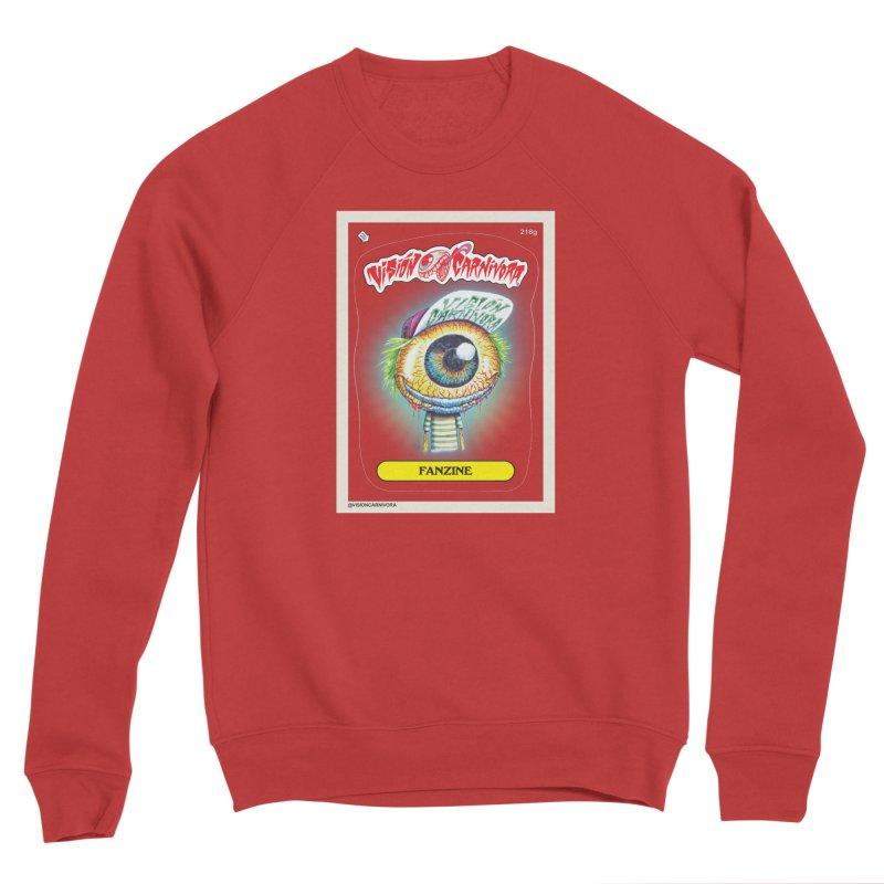 VCF Men's Sponge Fleece Sweatshirt by monoestudio's Artist Shop