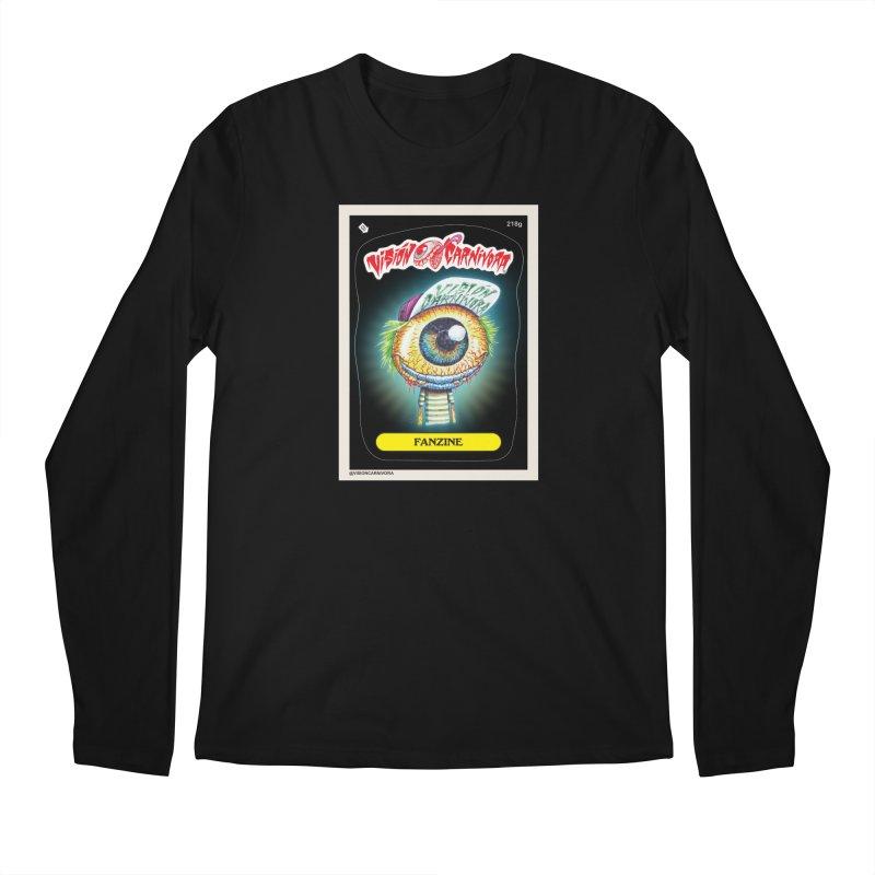 VCF Men's Regular Longsleeve T-Shirt by monoestudio's Artist Shop