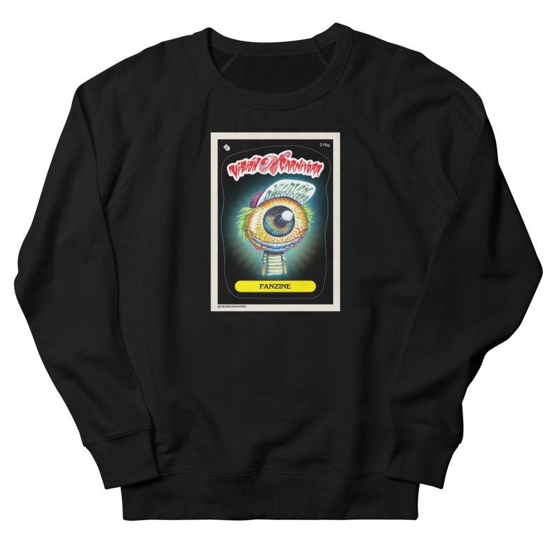 VCF Men's French Terry Sweatshirt by monoestudio's Artist Shop