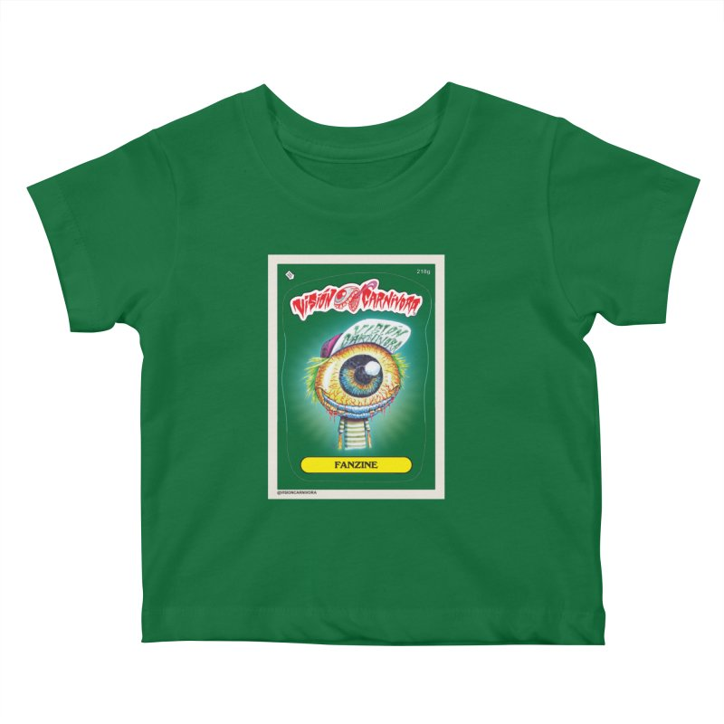 VCF Kids Baby T-Shirt by monoestudio's Artist Shop