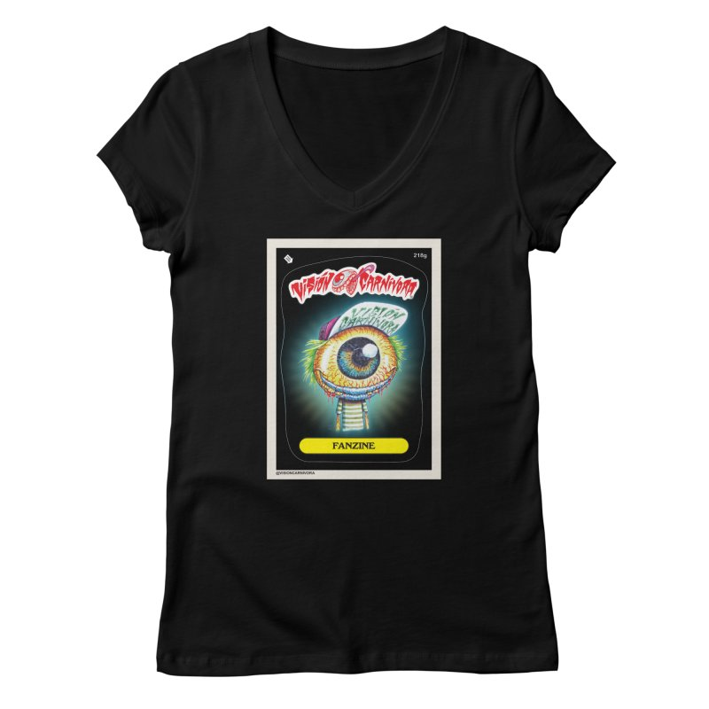 VCF Women's V-Neck by monoestudio's Artist Shop