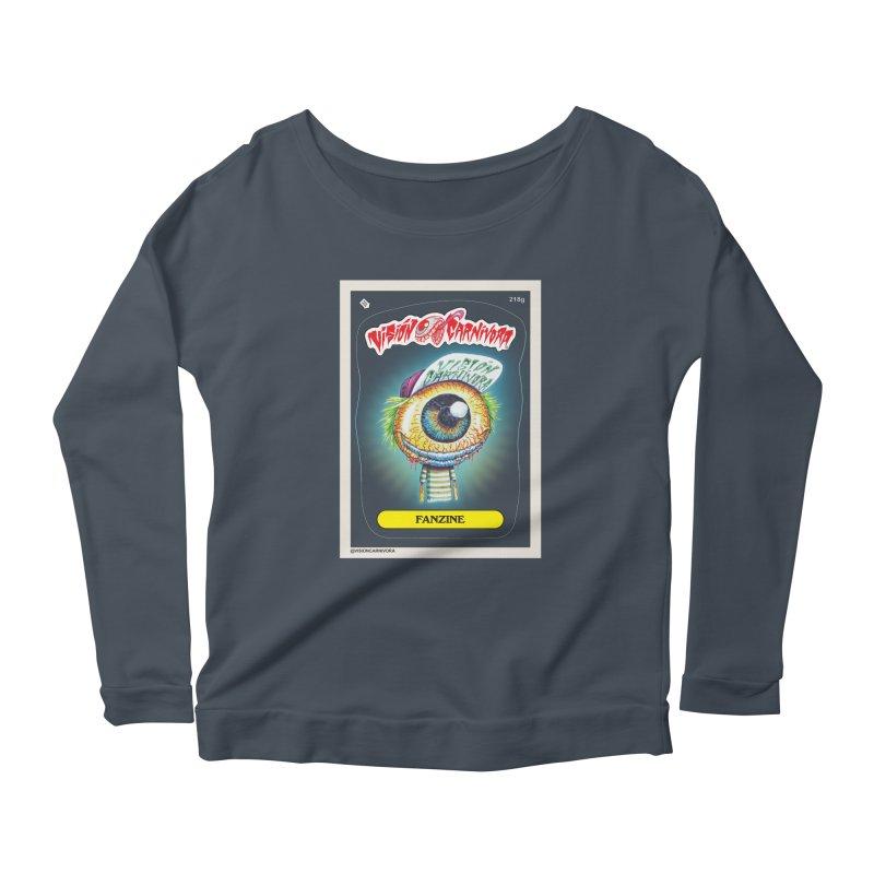 VCF Women's Scoop Neck Longsleeve T-Shirt by monoestudio's Artist Shop