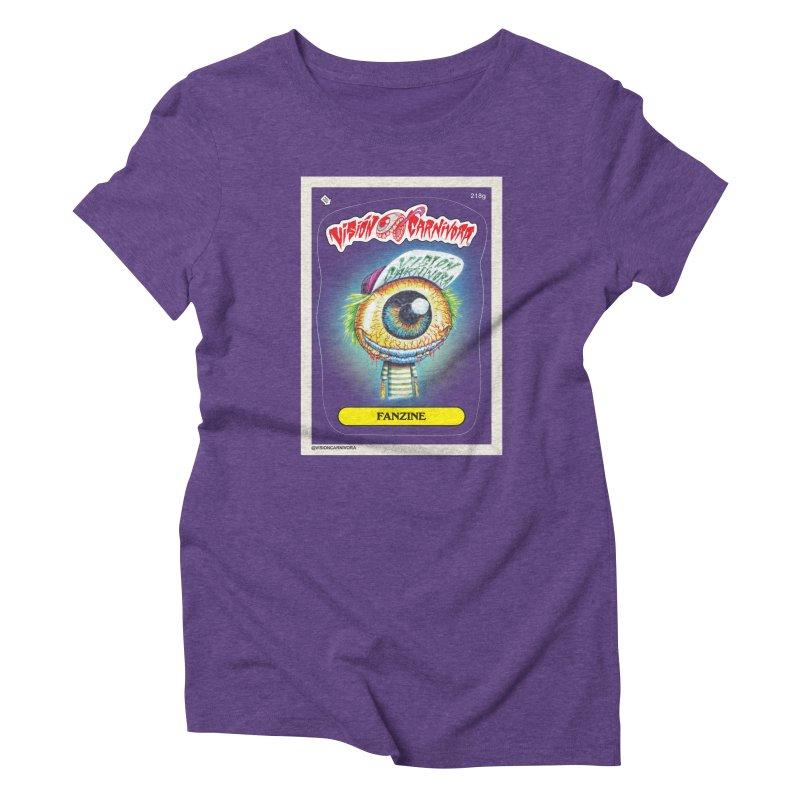 VCF Women's Triblend T-Shirt by monoestudio's Artist Shop