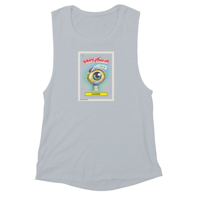 VCF Women's Muscle Tank by monoestudio's Artist Shop