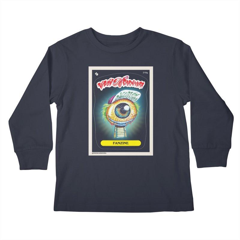 VCF Kids Longsleeve T-Shirt by monoestudio's Artist Shop