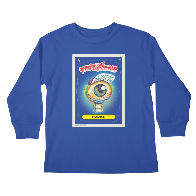 VCF Kids Longsleeve T-Shirt by monoestudio's Artist Shop